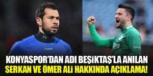 Serkan ve Ömer Ali hakkında açıklama!