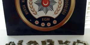 Bursa'da uyuşturucu tacirlerine operasyon: 4 tutuklama