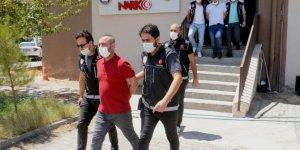 Cizre'de uyuşturucu operasyonu: 2 tutuklama