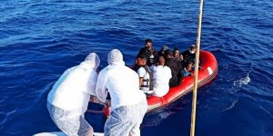 Turkish Coast Guard rescues 9 asylum seekers