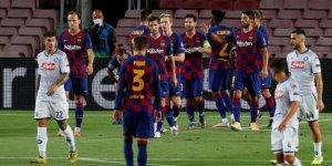 Atletico Madrid, Barcelona'yı tek golle mağlup etti