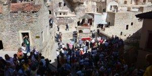 Sümela Manastırı'nda 5 yıl aradan sonra ilk ayin 15 Ağustos'ta gerçekleştirilecek