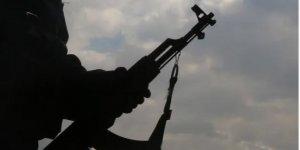 YPG/PKK'lı teröristler SMO mevzisine saldırdı