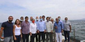 Bakan Kasapoğlu'ndan Adalar çıkarması