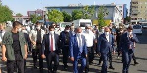 Vaka sayılarının arttığı Diyarbakır'da kapsamlı korona virüs denetimi
