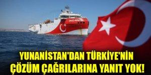 Yunanistan'dan Türkiye'nin çözüm çağrılarına yanıt yok