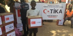 Turkey supports Gambia's COVID-19 containment efforts