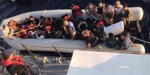 Turkey rescues 40 asylum seekers in Aegean