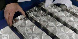 Güvenli liman gümüş yüzde 4.0'ten fazla yükseldi