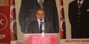 MHP Kulu İlçe Başkanı Fatih Toklucu oldu