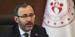 """Bakan Kasapoğlu'ndan """"30 Ağustos Zafer Bayramı"""" kutlamalarıyla ilgili açıklama"""