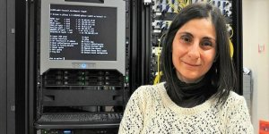 Prof. Dr. Ayben Karasu Uysal CERN'de Türkiye'nin gururu oldu