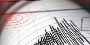 Japonya'nın Hahajima Adası'nda 5,5 büyüklüğünde deprem