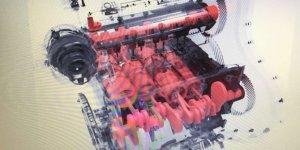 8 yıl çalışıp 'yakıtsız çalışan manyetik motor' yaptılar