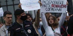 Belarus'ta cumhurbaşkanlığı seçim sonuçlarını protestolar 11'inci gününde