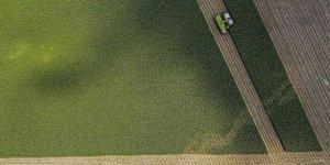Çiftçiye verilen destekler tarımsal hasılaya zirve yaptırdı