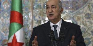 """Cezayir Cumhurbaşkanı Tebbun: """"Sömürgecilik suçları Fransa'nın gerçek yüzünü ortaya çıkardı"""""""