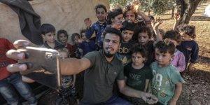 Firas Mansur kendini Suriye'deki iç savaş mağduru sivillere yardıma adadı