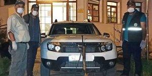 Konya'da yaban keçisi avına 61 bin 998 lira ceza