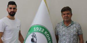 Ahmet Önay 1922 Konyaspor'da kaldı
