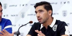 PAOK Teknik Direktörü Ferreira: Tur atlayacağımıza inanıyorum
