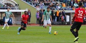 Konyaspor'un ilk hazırlık maçı Gençlerbirliği ile