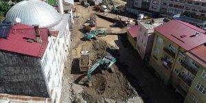 AFAD: Giresun'da mahsur kalan 172 vatandaşımız kurtarılmıştır