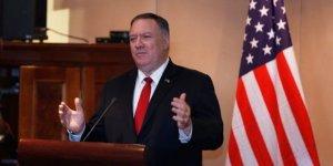 """Pompeo: """"Katar, Afganistan'da barışın tesisi için önemli bir ortak"""""""