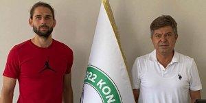 1922 Konyaspor, Kadem'le imzaladı