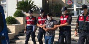 Antalya'da plastik boru çaldığı iddiasıyla yakalanan hırsızlık şüphelisi tutuklandı