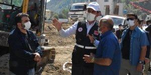 """Çevre ve Şehircilik Bakanı Kurum: """"Yeni bir Dereli'nin inşa çalışmasını başlattık"""""""