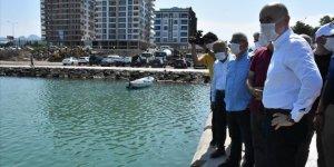 Karaismailoğlu'ndan Giresunlulara balıkçı barınağı müjdesi