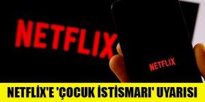 RTÜK'ten Netflix'e 'çocuk istismarı' uyarısı