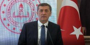 """Milli Eğitim Bakanı Selçuk'tan, """"yüz yüze eğitim"""" toplantısı"""