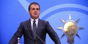 Çelik: 'Erdoğan ayrı, Türk halkı ayrı' diyenler bu konuda da tarihi cevaplarını alacaklar