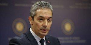 Aksoy: Med7 Zirvesi Ortak Bildirisi taraflı ve gerçeklerden kopuk