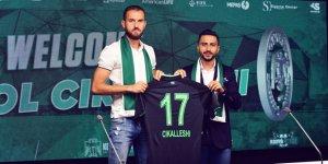 Sokol Cikalleshi resmen Konyaspor'da!