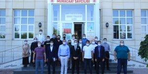 AK Parti Konya İl Gençlik Kolları'ndan, Erol Mütercimler hakkında suç duyurusu