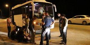 Edirn'de 7 düzensiz göçmen yakalandı