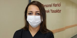 'Kendimiz nefes alamazken hastalarımıza nefes olmaya çalıştık'