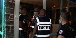 Konya'da Kovid-19 tedbirlerine uymayan 128 kişiye ceza kesildi