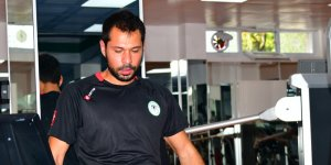Konyaspor'da Serkan geri döndü