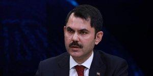 """Bakan Kurum'dan """"Azerbaycan'ın yanında olmaya devam edeceğiz"""" mesajı"""