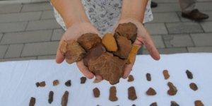 Yontma taş aletler bulundu; insan yaşamı 200 bin yıl öncesine tarihleniyor