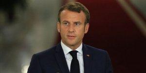 """Fransa Cumhurbaşkanı Macron: """"Türkiye'ye saygı duyuyoruz ve onunla diyaloğa hazırız"""""""