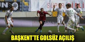 Konyaspor yeni sezona 1 puanla başladı