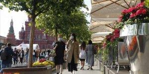 Rusya'da Kovid-19 vaka sayısı 1 milyon 115 bini geçti