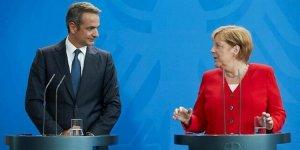 Almanya'dan Yunanistan'a çağrı: Adalara konuşlandırdığın askerleri çek