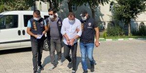 10 yıl hapis, yaklaşık 2 milyon lira para cezasıyla aranan hükümlü yakalandı