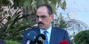 İbrahim Kalın: Kobani olaylarını unutmak mümkün değil
